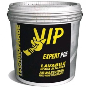 VIP EXPERT P05 WASHABLE WALL PAINT FOR INTERIORS LT. 14 BB