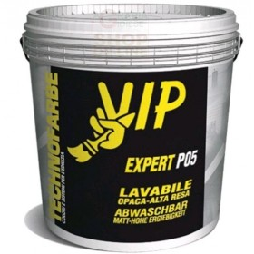 VIP EXPERT P05 WASHABLE WALL PAINT FOR INTERIORS LT. 4 BB