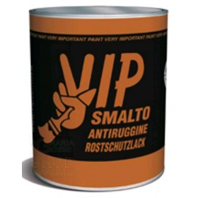 VIP ANTI-RUST ENAMEL 02 BLACK ML. 750