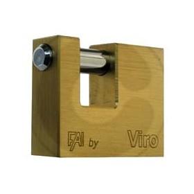 VIRO ART. 507 SHUTTER PADLOCK MM. 90