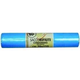 VIROSAC SACCHI CONDOMINIUM BLUE PCS. 10 CM. 70X110