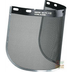 MESH VISOR FOR SCREEN SUITABLE FOR ART. B1 CM 20X40
