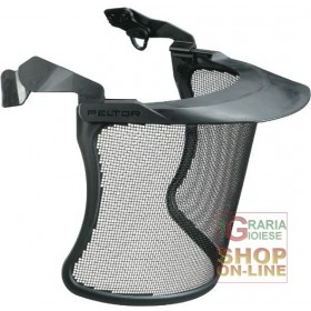 V4A PELTOR SCREEN VISOR FOR HELMET