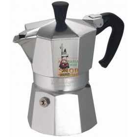 BIALETTI COFFEE MAKER MOKA EXPRESS 3 CUPS