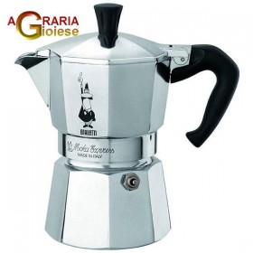 BIALETTI COFFEE MAKER MOKA EXPRESS 6 CUPS