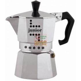 BIALETTI CAFFETTIERA JUNIOR CAFFE MOKA EXPRESS 1 TAZZA