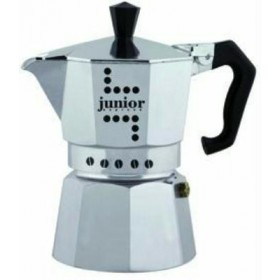 BIALETTI COFFEE MAKER JUNIOR COFFEE MOKA EXPRESS 3 CUPS