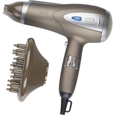 AEG HAIR DRYER IONIC BROWN HTD5584 COLOR BROWN WATT. 2200