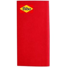BIBO TABLECLOTH INTISSE 'RED CM. 120x180