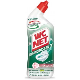 WC NET DISINCROSTANTE GEL 700 ML.