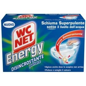 WC NET ENERGY ACTIVE DESCALING POWDER 4 BAGS