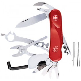 WENGER BIKER 37 MULTIPURPOSE KNIFE FOR BIKE COD. 1.37.02.300
