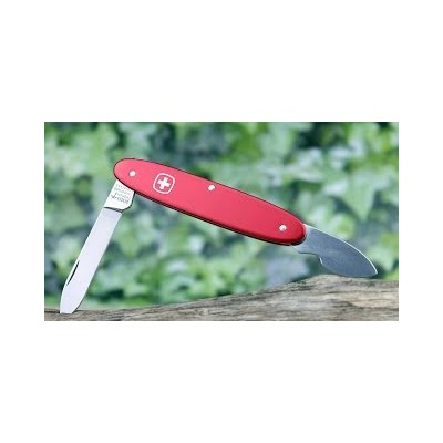 WENGER KNIFE ELOXY WATCHMAKER 85 RED