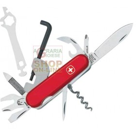 WENGER MULTIPURPOSE KNIFE BIKER 36 1.36.02