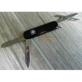 WENGER MULTIPURPOSE KNIFE EXECUTIVE 81.02 BLACK