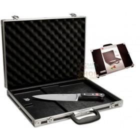 WUSTHOF MAGNETIC CASE ALUMINUM KNIFE HOLDER CM. 47X30X8