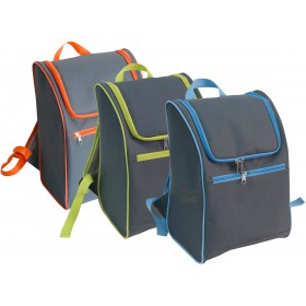 BACKPACK IN THERMAL POLYESTER CM. 26 X 19.5 X 36 LT. 18