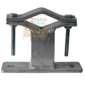 WALL BRACKET FOR ANTENNA POLE FIG.10