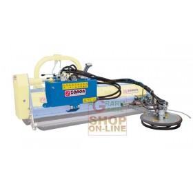 ZANON Inter-row Head with Hydraulic Feeler For TFA Flail Mower