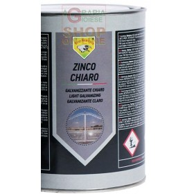 CLEAR ZINC PROTECTIVE ANTI-RUST LIQUID KG. 1