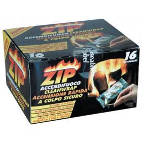 ZIP FIRE LIGHTER 16 MAXI CLEANWRAP CUBES