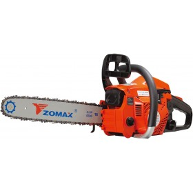 ZOMAX ZM6010 CHAINSAW DISPLACEMENT CC. 59 BAR CM. 50