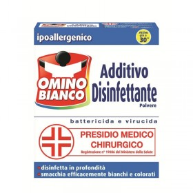OMINO BIANCO DISINFECTANT POWDER 450 GR