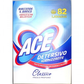 ACE CANISTER DETERGENT IN SANITIZING POWDER 82 WASHES