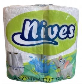 NIVES MAXI TOWEL 2 ROLLS