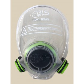 BLS SK-60 / C VISOR IN POLYCARBONATE FOR BLS 5600 - 5700 MASKS