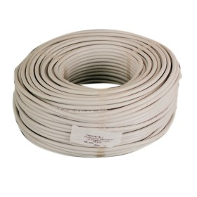 THREE-POLE ELECTRIC CABLE SECT. 3x2,5 WHITE HO5VV-F