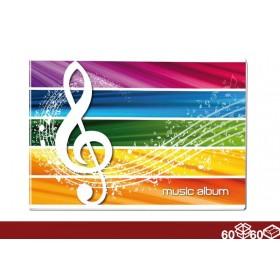 ALBUM MUSICA PM A5 8F 60/15