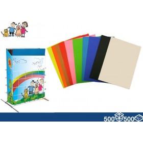 BRIST EXPO CARDBOARD 50X65 220G 500/500