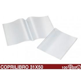 COPRILIBRO NEUTRO CONF. 31X50 100/20