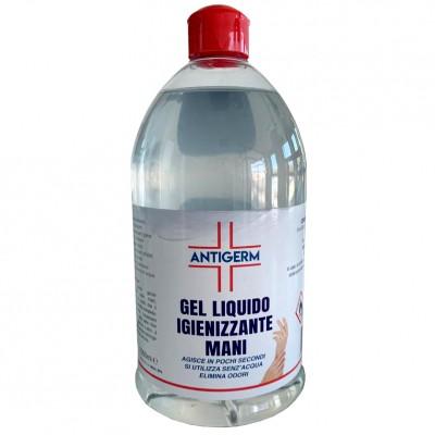 GEL IGIENIZZANTE MANI RICARICA ML.1000