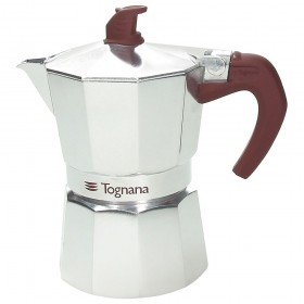TOGNANA CAFFETTIERA CAFFE GRANCUCI EXTRA ST 3 TAZZE