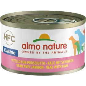 ALMO NATURE CUISINE CANE - VITELLO E PROSCIUTTO LATTINA gr. 95