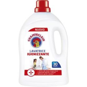 CHANTECLAIR DETERSIVO LIQUIDO BUCATO LAVATRICE IGIENIZZANTE 30