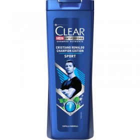 CLEAR MEN SHAMPOO SPORT CRISTIANO RONALDO NUTRIENETE ml. 250
