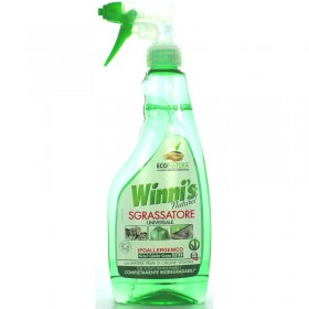 WINNI'S NATUREL DETERGENTE SGRASSATORE TRIGGER 500 ML