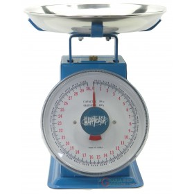 KITCHEN SCALE WITH ALUMINUM PLATE OLD STYLE SUPRELLE KG. 30