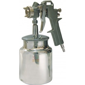 AIRBRUSH FOR PAINT WITH LOWER TANK LT. 1