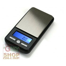 POCKET DIGITAL SCALE WITH PRECISION UP TO GR. 100