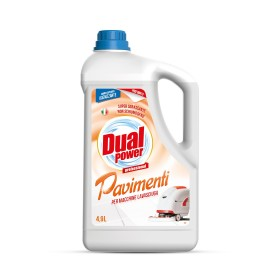 DUAL DETERGENT FOR SCRUBBER MACHINE Haccp lt 4.9