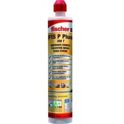 FISCHER ANCORANTE CHIMICO FIS P PLUS 300 T ML. 300