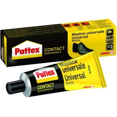 PATTEX ADESIVO UNIVERSALE CONTACT SUPERCHIARO GR. 50