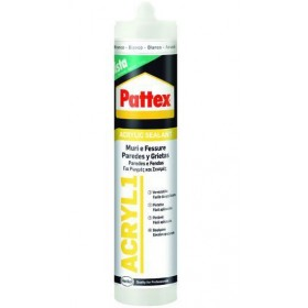 PATTEX SIGILLANTE ACRIL-ONE GRIGIO MURI/FESSURE ML. 300