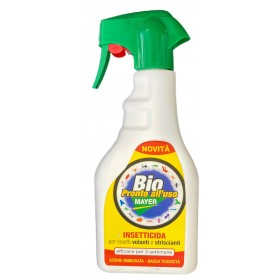 BIOMAYER INSECTICIDE FOR FLYING AND CRAWLING INSECTS READY TO USE IN TRIGGER ml. 500