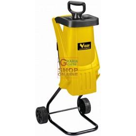 VIGOR VBI 2400 ELECTRIC SHREDDER WATT 2400