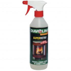 DIAVOLINA SUPER GLASS SPRAY 500 ML.